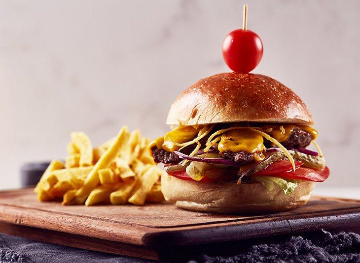 Tender Burger